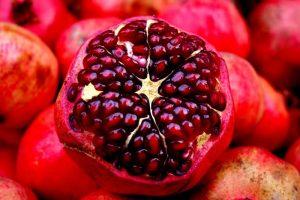 Organic Pomegranate Butter